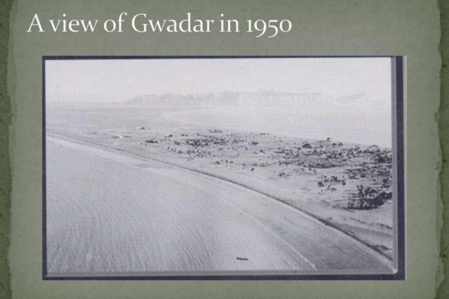 GWADAR: A RICH HISTORY